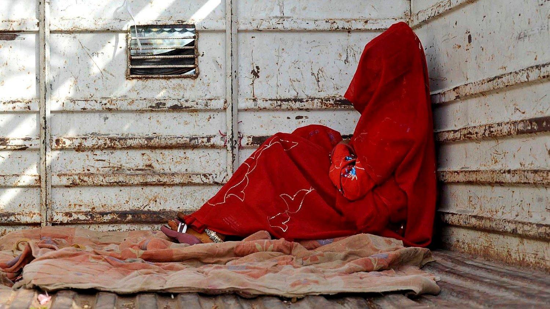 BARNEBRUDER: - De mindreårige brudene er ofte kone nummer to eller tre i rekkefølge. De blir ofte utnyttet som sexslaver på natten, og på dagen er de slaver for de andre konene, skriver iranske Lily Bandehy i dette innlegget.