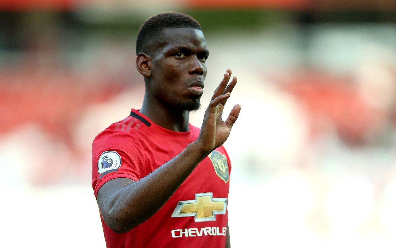 NÆR PSG? Paul Pogba skal angivelig ha vært enig med PSG om en kontrakt.