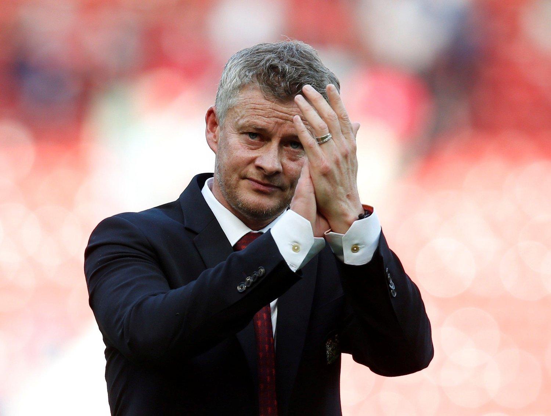 PÅ SPILLERJAKT: Manchester United-manager Ole Gunnar Solskjær kan få muligheten til å styrke stallen i januarvinduet.
