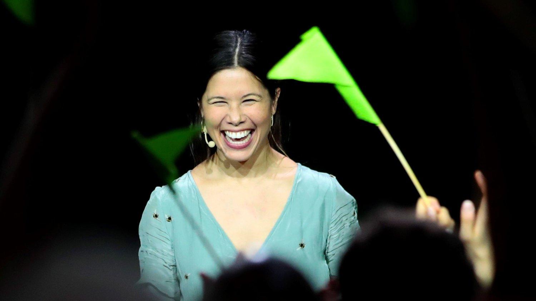 Ingen fikk flere personstemmer og slengere enn miljøbyråd i Oslo, Lan Marie Berg (MDG).