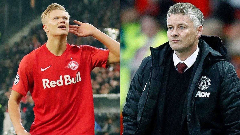 Erling Braut Haaland Manchester United Haaland Kobles Med United Pa Ny Ekspert Kommer Til A Ha Tilbud Som Er Langt Mer Attraktive