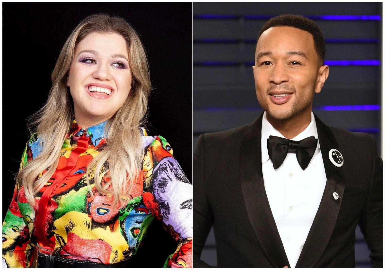 John Legend og Kelly Clarkson dropper omstridt tekst og synger nye strofer i nyutgivelsen av «Baby, It's Cold Outside».