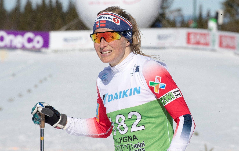Therese Johaug gleder seg til sesongstarten.