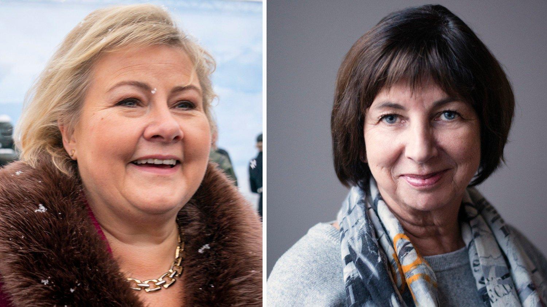 Statsminister Erna Solberg tjener ikke like mye som Nav-direktør Sigrun Vågeng.