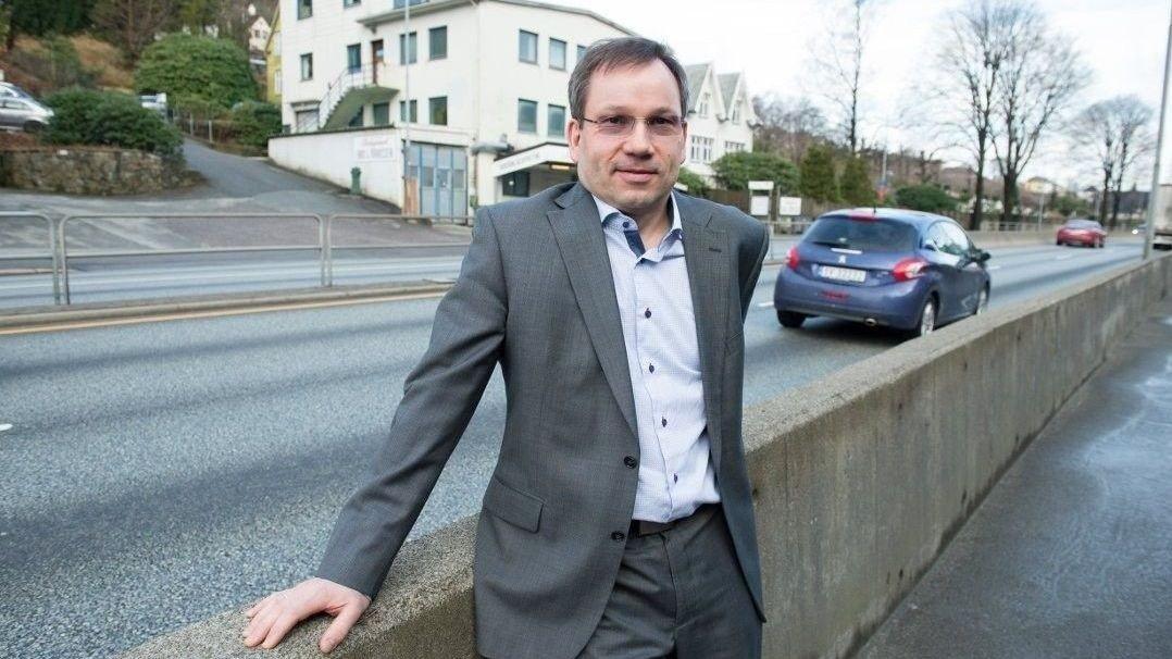 TJENER GODT: Trond Juvik, sjef for bompengekjempen Ferde, tjente 4,3 millioner kroner i fjor.