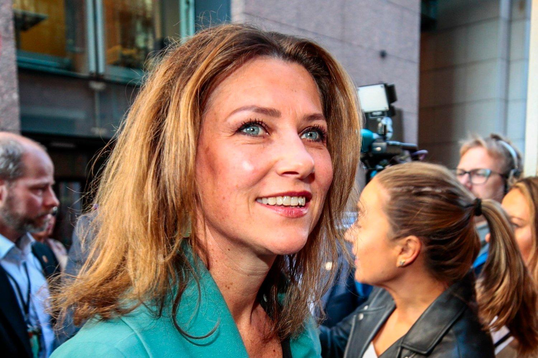 Utenfor TV2 studio med prinsesse Märtha og Durek Verret Oslo 20190516. Utenfor TV2 studio med prinsesse Märtha og Durek Verrett på vei inn til Programmet God morgen Norge, tidlig torsdag.