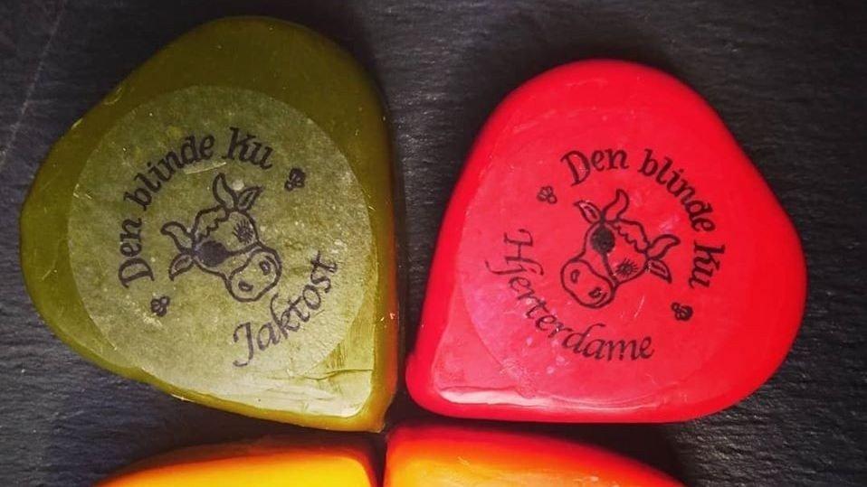 Bilde av ost fra Den blinde ku