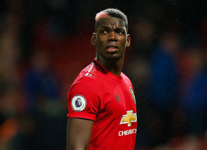 KOBLES BORT - IGJEN. Manchester United-stjernen Paul Pogba.