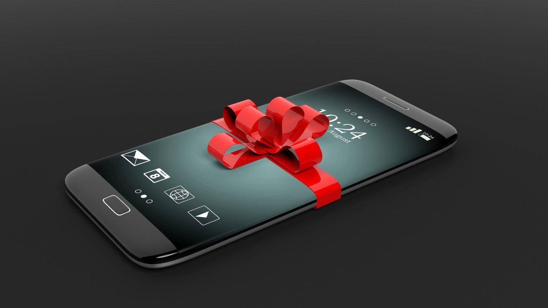 Bilde av smarttelefon