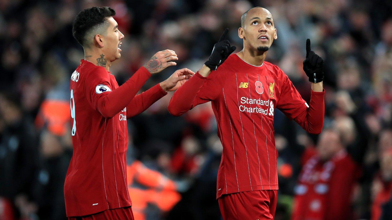 SEIER:Liverpool gjorde tidvis som de ville med Manchester City på søndag.