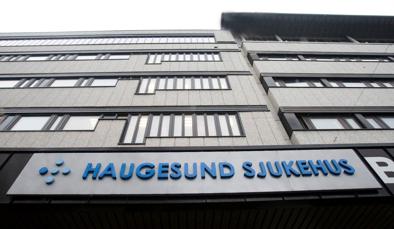 MISTANKE OM SVINEINFLUENSA HAUGESUND 20090427: En person blir undersøkt for svineinfluensa ved Haugesund sykehus, bekrefter Helse Vest.