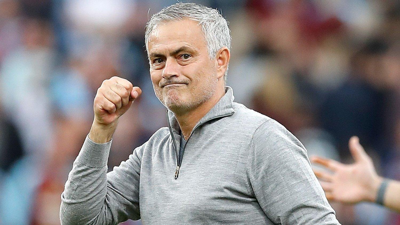 SPURS NESTE: José Mourinho er ansatt som ny Tottenham-trener.
