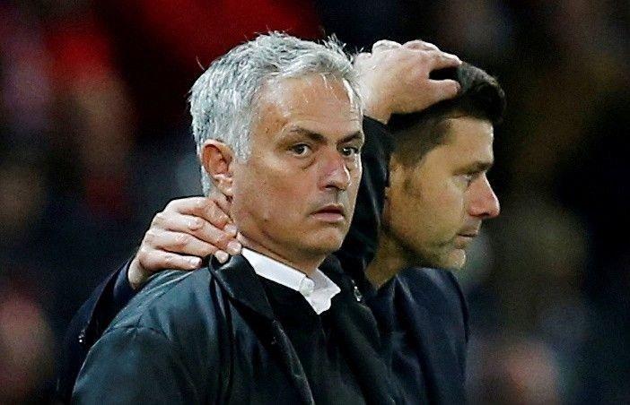TAR FATT PÅ NY JOBB. José Mourinho leder Tottenham mt West Ham lørdag.