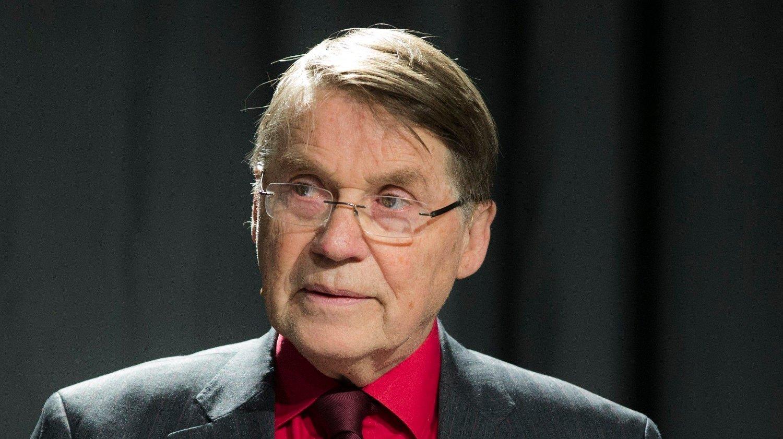 KAN BLI FENGSLET: Eks-biskop Gunnar Stålsett kan få fengsel i inntil to år.