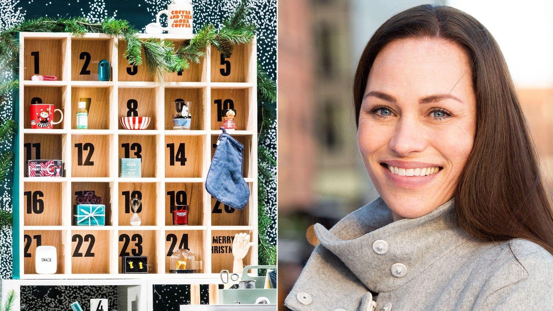 Julekalender og forbrukerøkonom Cecilie Tvetenstrand.