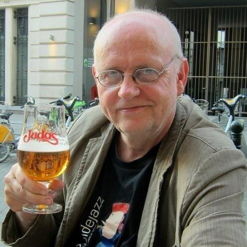 Multikunstneren Ole Foss.