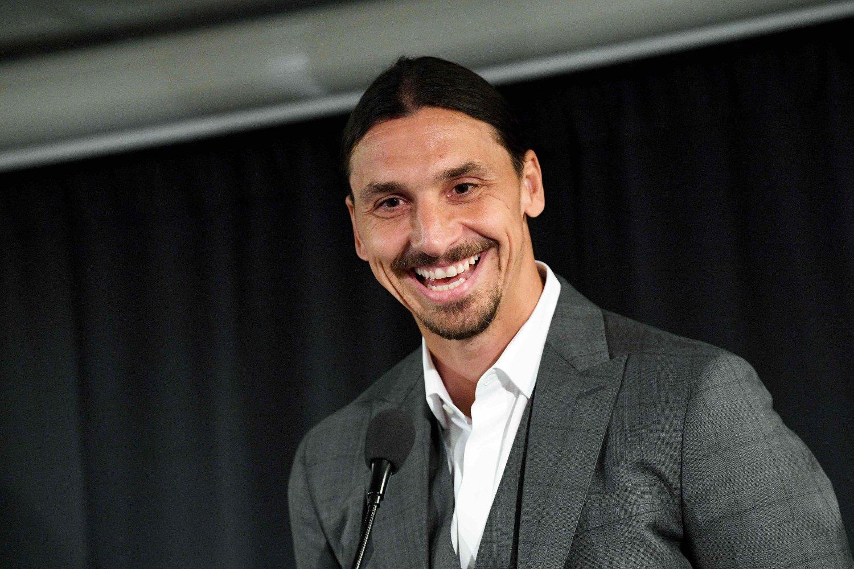 KLAR FOR RETUR? En lang og suksessrik karriere ser ut til å fortsette i gamleklubben Milan for Zlatan Ibrahimovic.