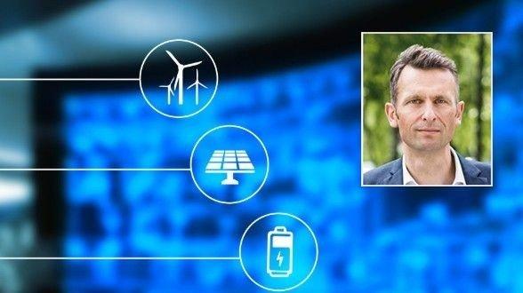 Knut Kroepelien, adm.dir i Energi Norge