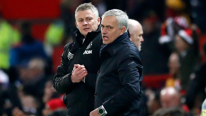 SEIER: Ole Gunnar Solskjær slo José Mourinho i deres første møte denne sesongen.