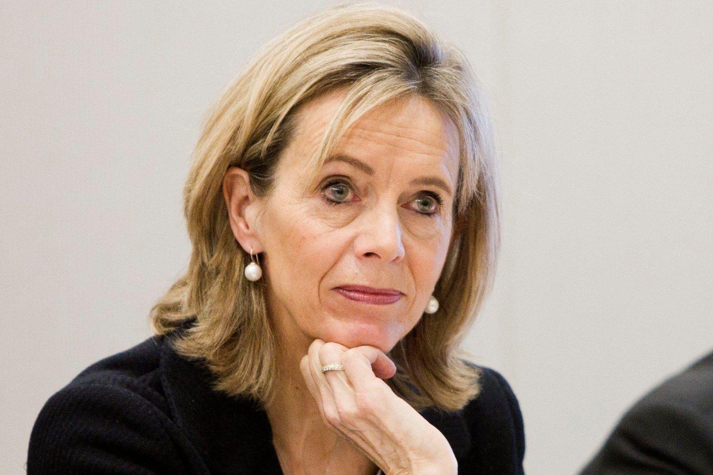 VANT: Grace Reksten Skaugen vant boligstriden i Oslo tingrett.