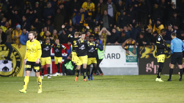 FOTBALLDRAMA: Start sendte Lillestrøm ned til OBOS-ligaen.