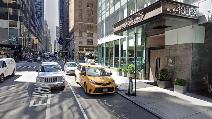 Flere av de norske delegatene bodde på det offisielle delegasjonshotellet Hotel 48 Lex, som ligger på Lexington Avenue i hjertet av Manhattan, under FNs høynivåuke i høst.