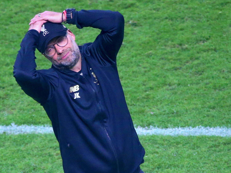 OPPGITT: Liverpool-manager Jürgen Klopp har lite til overs for ligakampene som spilles på få dager i jula.