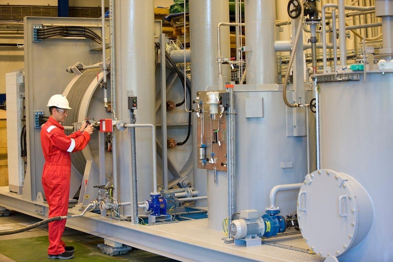 KURSVINNER: Småsparerne i Nordnet satset på Nel Hydrogen i 2019. Det gjorde de lurt i.