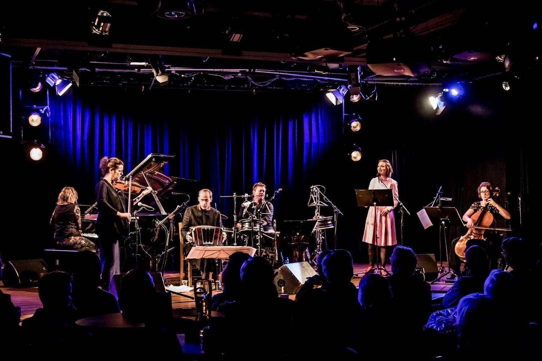 Alpaca Ensemble og Unni Løvlid