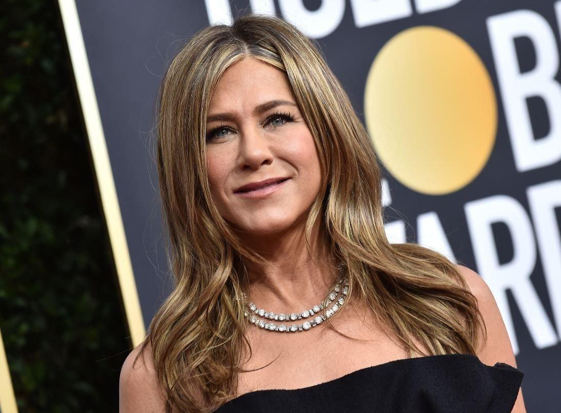KJÆRESTERYKTER: Ryktene går om at Jennifer Aniston kan ha funnet lykken med en ny mann, regissør Will Speck.