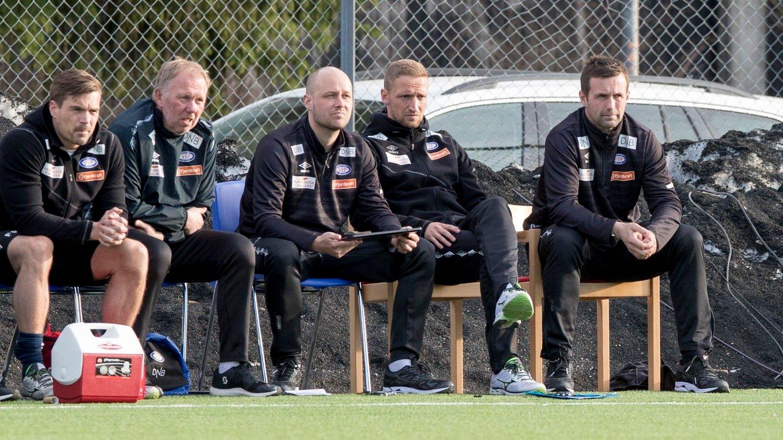 KLAR: Haakon Lunov sier han er mer enn klar for hovedtrenerjobben i Vålerenga.