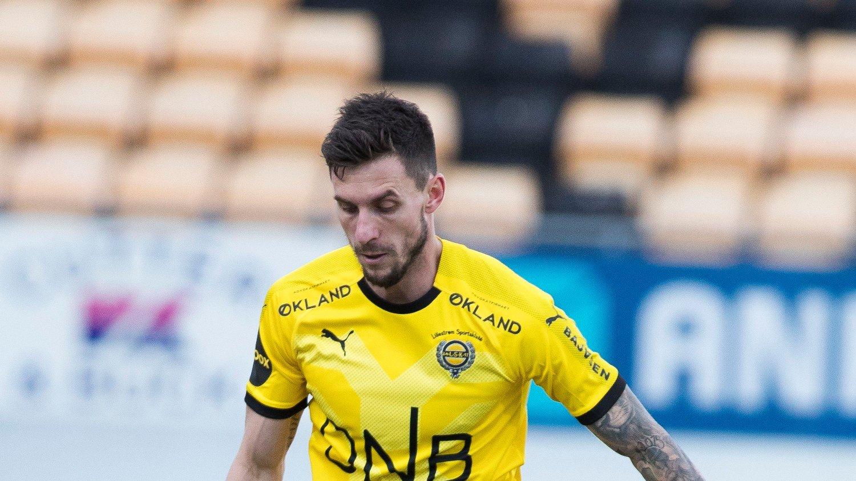 KLAR: Daniel Pedersen er klar for Brann.