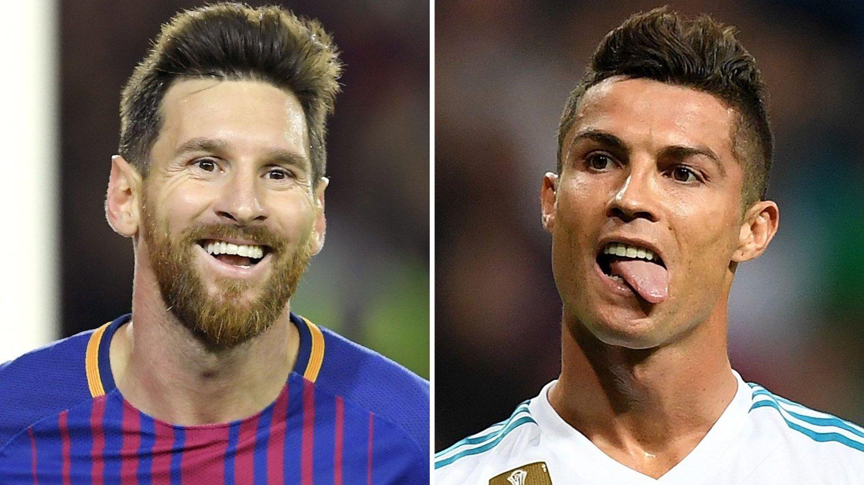 TIDENES BESTE: Lionel Messi og Cristiano Ronaldo vil for alltid stå igjen i fotballhistorien som to av tidenes beste spillere.