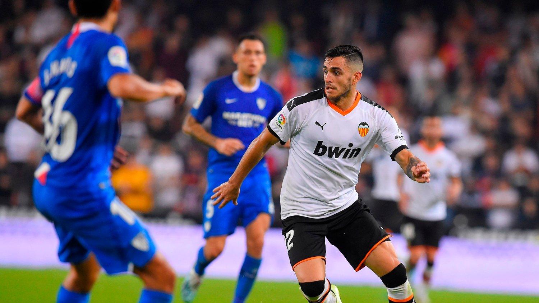 HOVEDMÅLET: Maxi Gomez skal være svært ønsket av Manchester United.