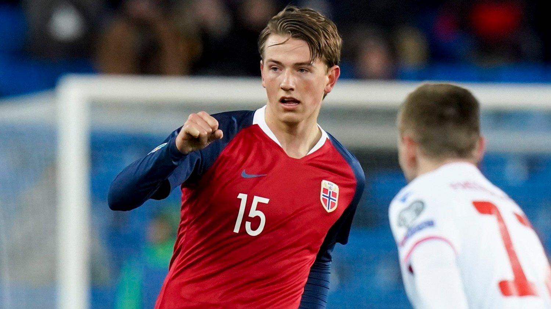 NYTT EVENTYR: Sander Berge er klar for et nytt kapittel i karrieren.