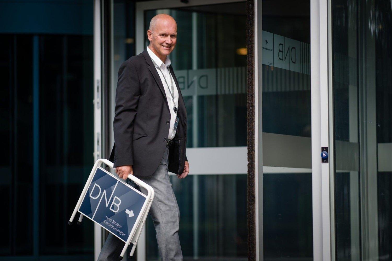 STERK MÅNED: Januar har vært en sterk måned i det norske boligmarkedet, sier Terje Buraas i DNB Eiendom.