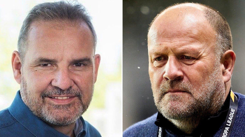 Ståle Gjersvold og Ivar Koteng