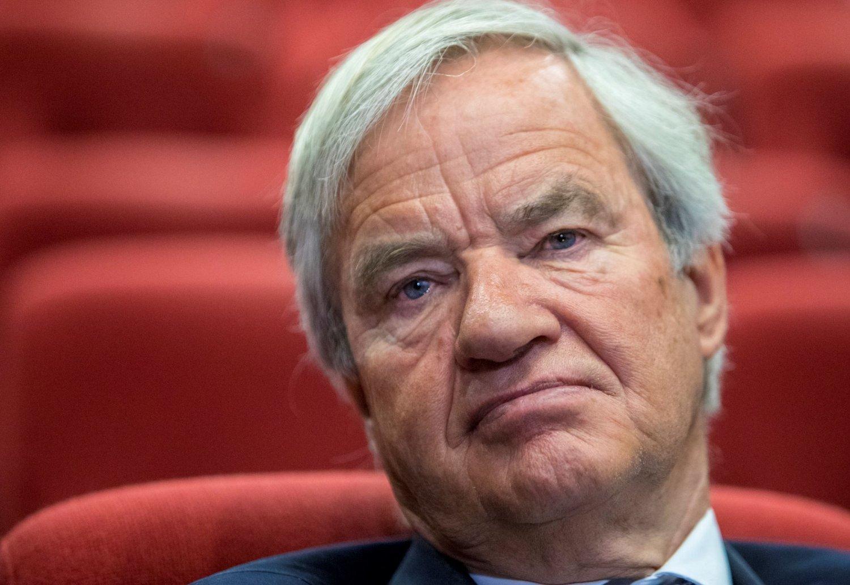 Norwegian-grunder Bjørn Kjos