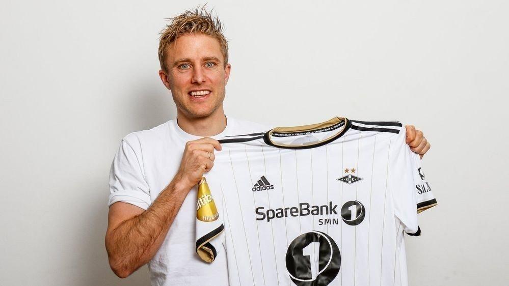KOMMER TIL SOMMEREN: Per Ciljan Skjelbred har signert med Rosenborg.