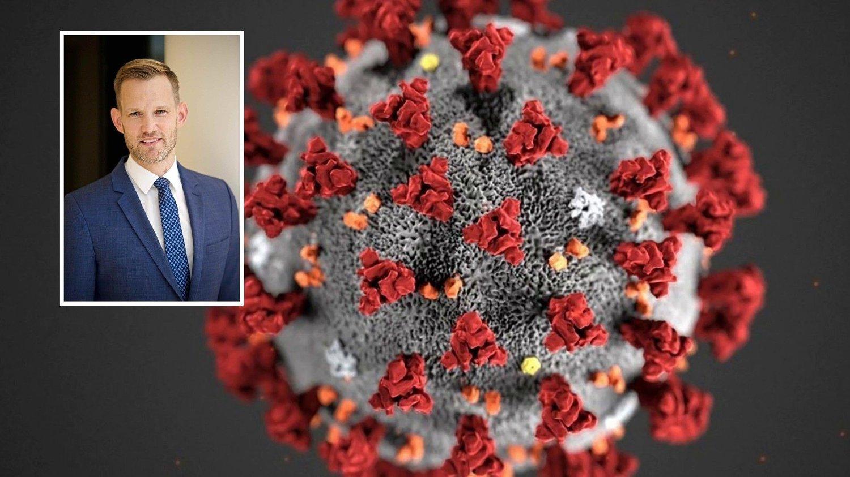 NYE SYMPTOMER: – Vi har oppdaget nye symptomer, slår virusekspert Hendrik Streeck fast.
