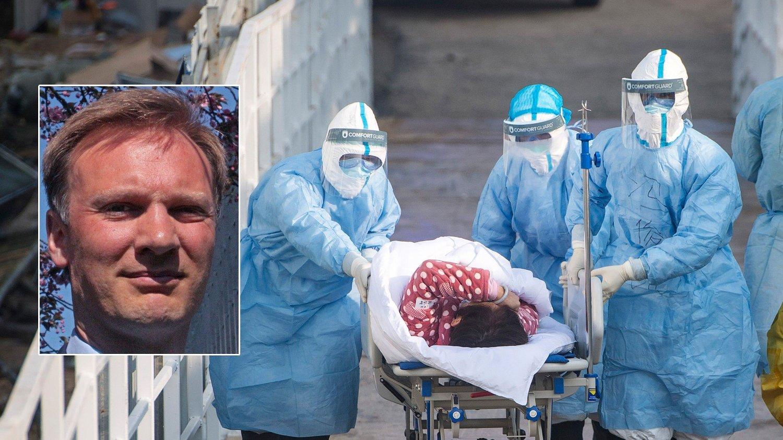 ADVARER: Utenriksforsker Bård Thorheim advarer mot å bli lurt av Kinas respons på pandemien.