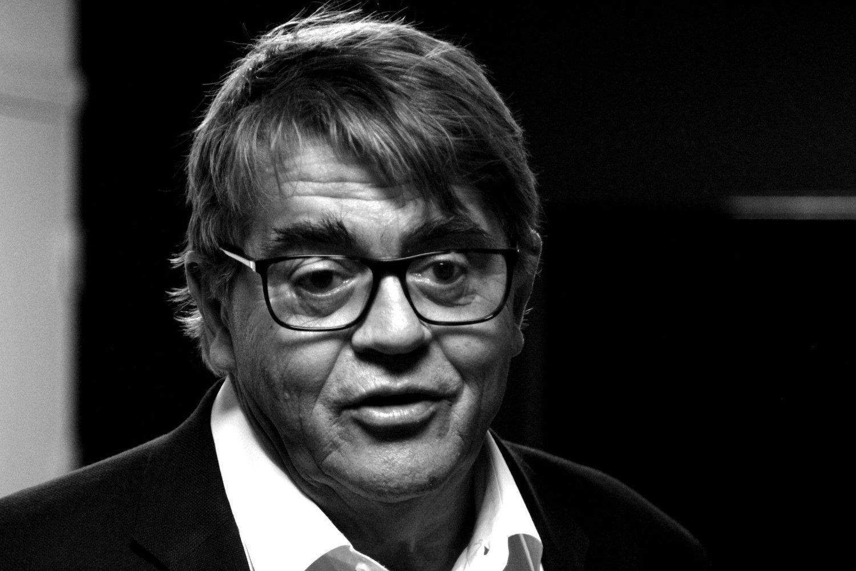 Aksjemegler Jan Petter Sissener, 28. januar 2020.