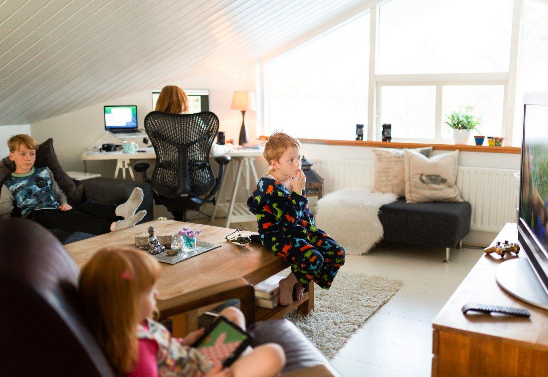 Hjjemmekontor er ikke helt det samme som ditt normale kontor, og trenger blant annet et ekstra god innemiljø.