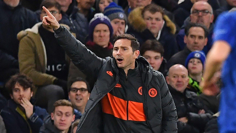 SJEF: Frank Lampards lederstil skal ha gjort at Emerson Palmieri ønsker seg bort fra klubben.