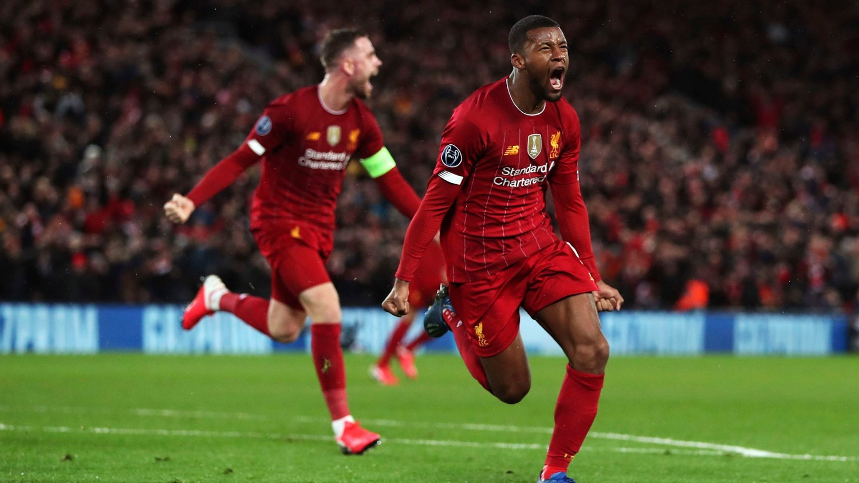USLÅELIG: Liverpool og Georginio Wijnaldum styrer mot Premier League-rekord.