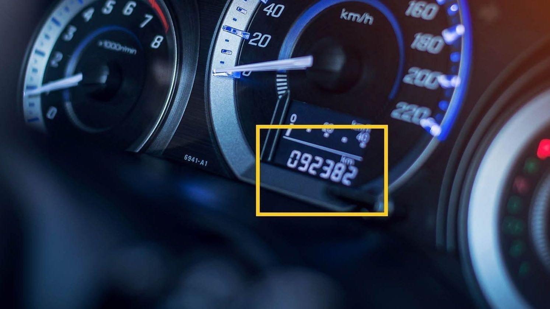 Kjøperen trodde Volvoen hadde gått 178.000 kilometer. Det hadde den ikke ... Illustrasjonsbilde.