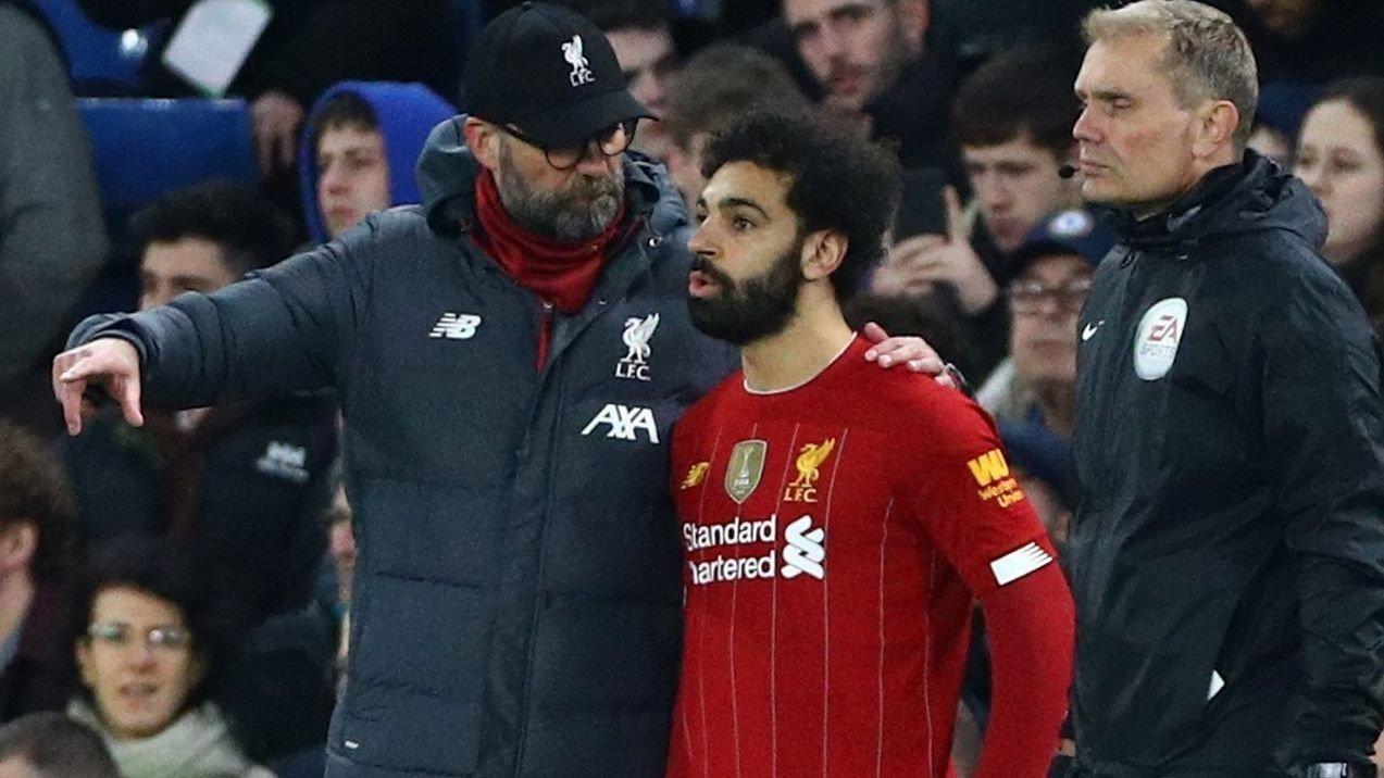 KAN MISTE SALAH: Jürgen Klopp kan måtte klare seg uten Mohamed Salah i lang tid neste sesong på grunn av flere årsaker.