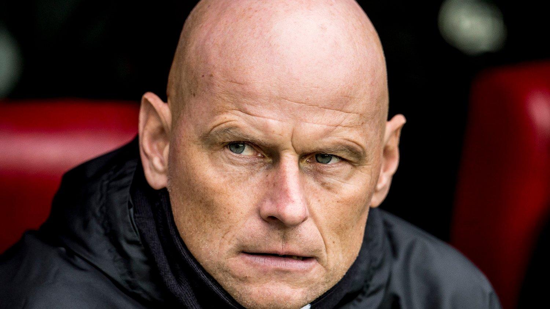BRYR SEG: Ståle Solbakken gjør det han kan for å ta vare på FC København-spillerne under koronakrisen.