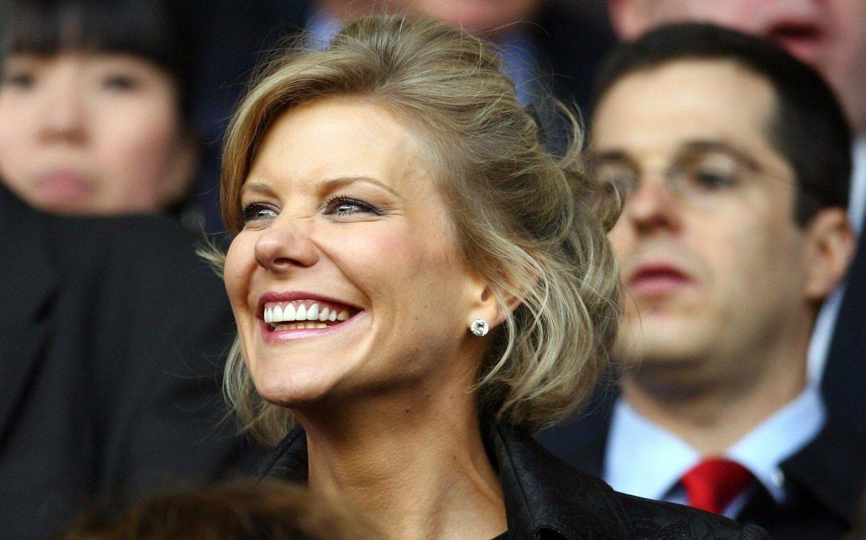 SKAL DET LYKKES? Amanda Staveley er blant investorene som nå håper å kjøpe opp Newcastle United.