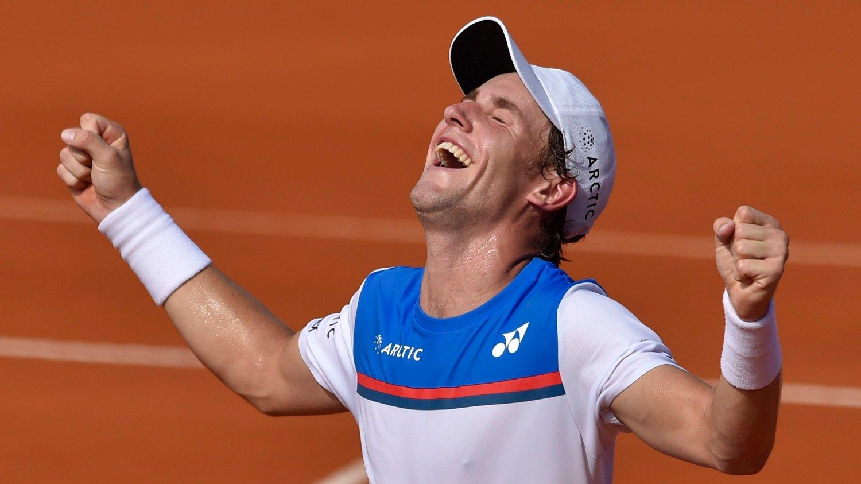 Casper Ruud vant sin første ATP-finale. 15. februar. Hvor klarte han bragden?